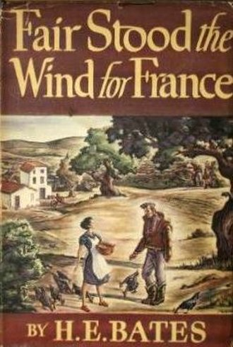 Fair Stood the Wind for France - First US edition