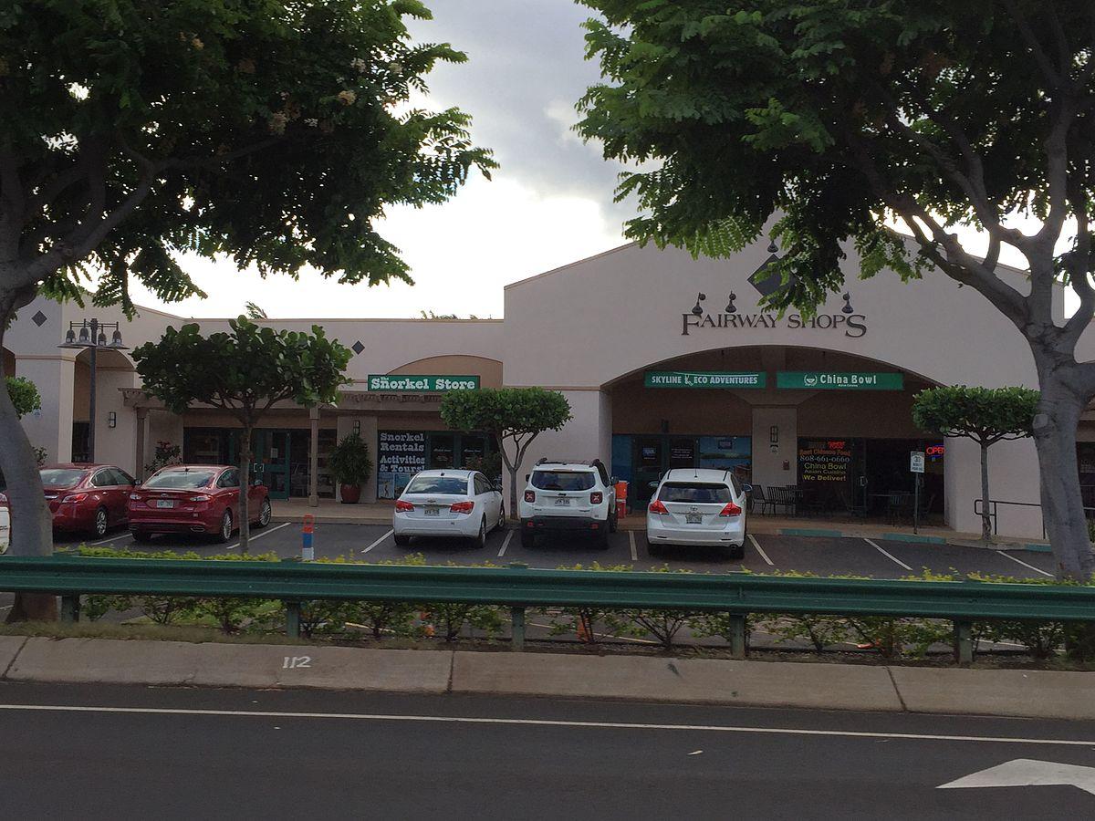 Fairway Mall Stores Kitchener