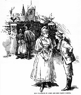 Faust up to Date - Florence St. John and Fanny Robina in the original production