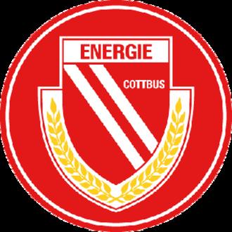 FC Energie Cottbus - Previous logo.