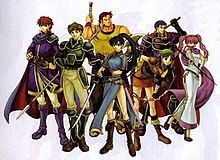 Fire Emblem Video Game Wikipedia