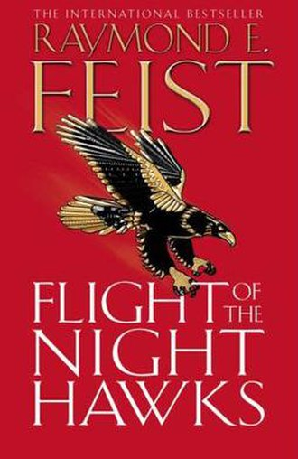 Flight of the Nighthawks - Flight of the Nighthawks first edition cover.