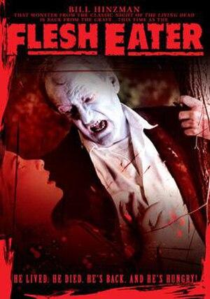 Flesheater - DVD cover