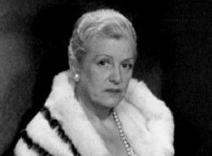 Florence Wix - Wix in the 1934 film, Hollywood Party