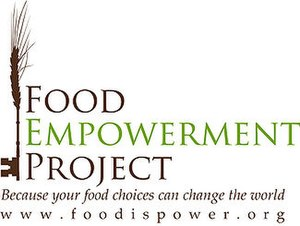Food Empowerment Project - Image: Food Empowerment Project Logo