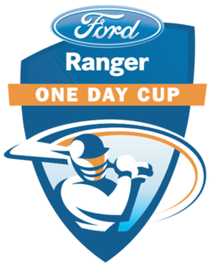 2007–08 Ford Ranger One Day Cup season - Image: Ford ranger cup logo