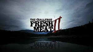 The Challenge: Fresh Meat II - Title Frame