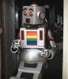 225px Gay robot Check out this free Lezbo Honeys picture from www.LezboHoneys.com.