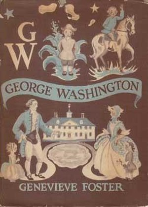 George Washington (book) - First edition (publ. Charles Scribner's Sons)