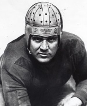 1924 All-Pro Team - Center George Trafton