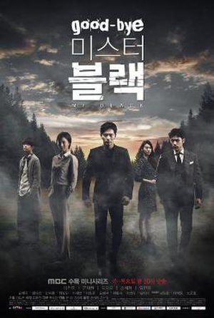 Goodbye Mr. Black - Promotional poster