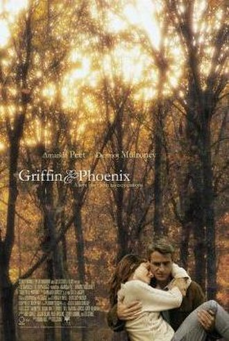 Griffin & Phoenix (2006 film) - Promotional film poster
