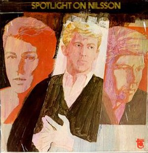 Spotlight on Nilsson - Image: Harry Nilsson Spotlight on Nilsson