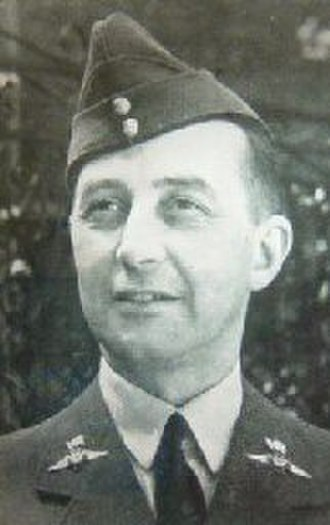 Cecil Pugh - Rev Pugh as an RAF Chaplain