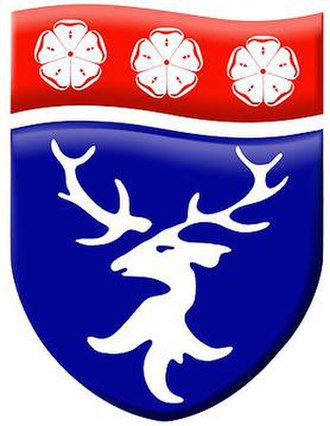 Huntington School, York - Image: Huntington School logo January 2007