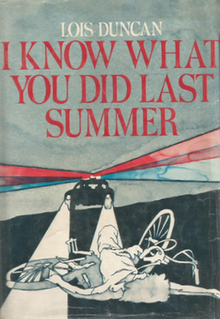 <i>I Know What You Did Last Summer</i> (novel) book