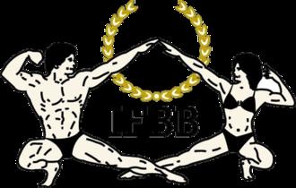 International Federation of BodyBuilding & Fitness - Image: IFB Blogo official