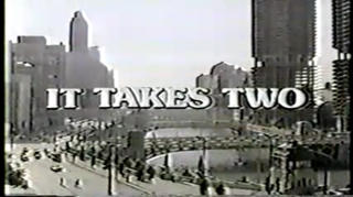 <i>It Takes Two</i> (U.S. TV series) American television series (1982-1983)