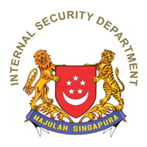 Internal Security Department (Singapore) - Image: Internal Security Department (Singapore) logo
