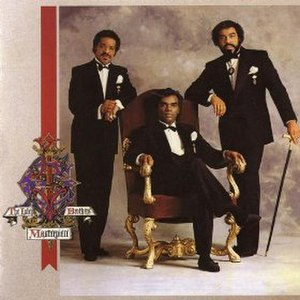Masterpiece (The Isley Brothers album) - Image: Isley Brothers album Masterpiece