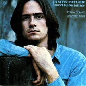Sweet Baby James - Image: James Taylor Sweet Baby James