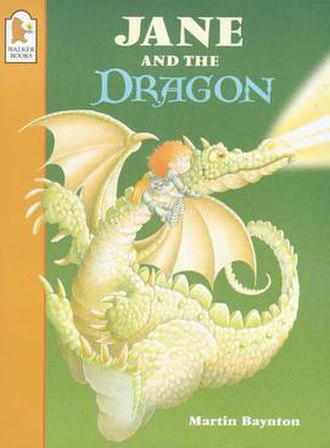 Jane and the Dragon - Jane and the Dragon book cover