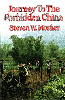<i>Journey to the Forbidden China</i> book by Steven W. Mosher