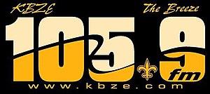 KBZE - Image: KBZE logo