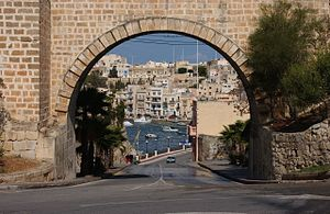 Kalkara - The Entrance to Kalkara