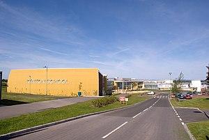Kenton School - Kenton School as seen from the main entrance on Kenton Lane
