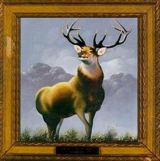 Twelve Point Buck - Image: Killdozer Twelve Point Buck