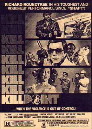 Killpoint - Theatrical poster to Killpoint