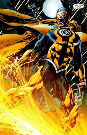 Parallax (comics) - Parallax upon absorbing both Rayner and Jordan, revealing its true color. Art by Ivan Reis.