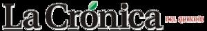 La Crónica del Quindío - Image: La Crónica del Quindío, logo
