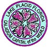 Official logo of Lake Placid