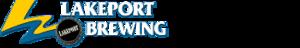 Lakeport Brewing Company - Image: Lakeportlogo