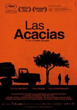 Las Acacias (film) - Film poster
