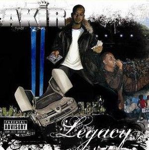 Legacy (Akir album) - Image: Legacyalbum
