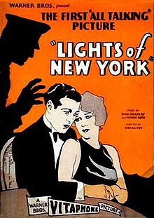 Lights of New York (1928 film)
