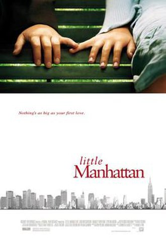 Little Manhattan - Theatrical release poster