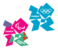 London Organising Committee of the Olympic Games and Paralympic Games logo