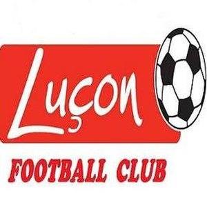 Luçon FC - Image: Luçon FC Club Logo 2016