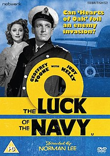 <i>Luck of the Navy</i> 1938 film directed by Norman Lee