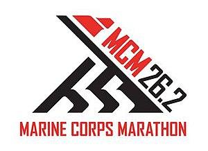 Marine Corps Marathon - Image: MCM Logo