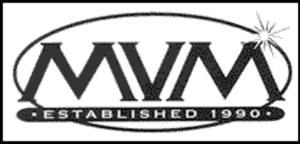 "MVM Entertainment - The company's old logo when it went under the name ""MVM Films""."