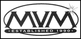 """MVM Entertainment - The company's old logo when it went under the name """"MVM Films""""."""