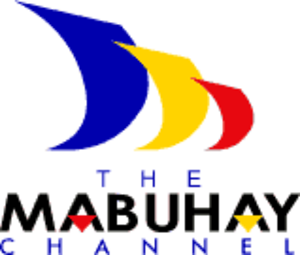 Filipino TV - Logo used while under the name The Mabuhay Channel