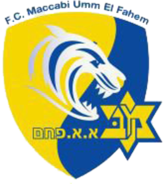 Maccabi Umm al-Fahm F.C. - Image: Maccabi Ummal Fahm Logo