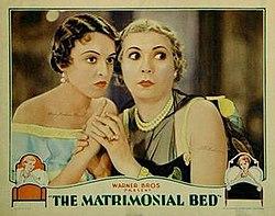 The Matrimonial Bed - Wikipedia