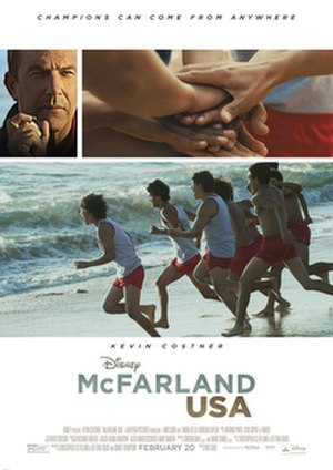 McFarland, USA - Image: Mc Farland, USA poster